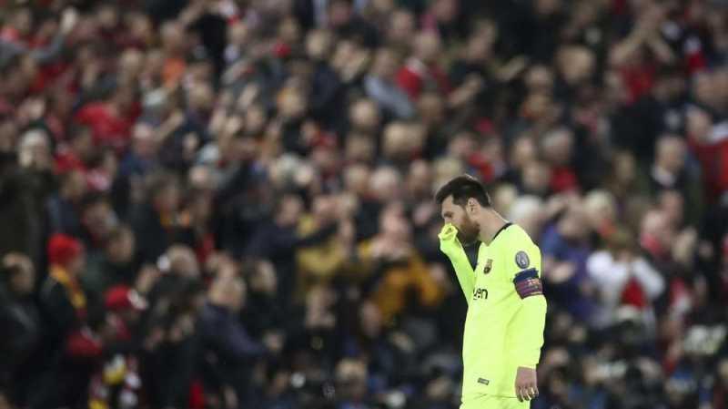 Messi Dilanda Frustrasi Selama 15 Hari Terakhir