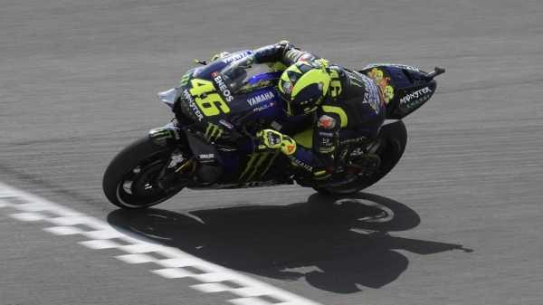 5 Drama MotoGP Amerika: Marquez Jatuh, Rossi Gagal Menang
