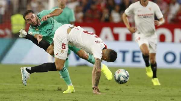 Real Madrid Kalahkan Sevilla 1-0