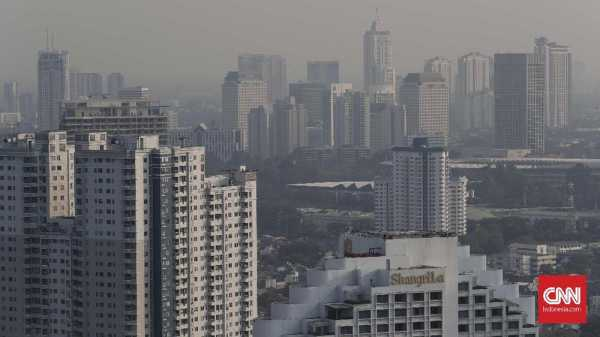 BMKG Sebut Puncak Kemarau Picu Suhu Dingin di Jakarta