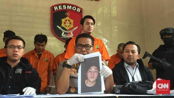 Kris Hatta Belum Bebas Meski Laporan Sudah Dicabut