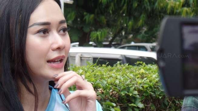 Berantem dengan Fans Medan, Aura Kasih Beri Penjelasan