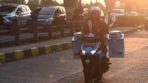 Penampakan Motoris Pertamina Siap Layani Pemudik yang Kehabisan Bensin