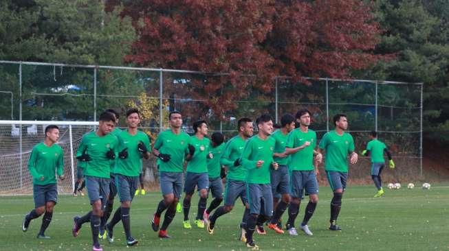 Timnas U-19 Akan Uji Coba Melawan Jepang