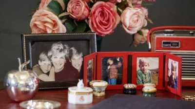 Pangeran William Akhirnya Publikasikan Foto Langka Putri Diana