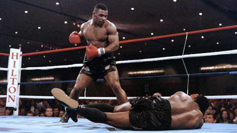 Mike Tyson Sempat Lima Tahun Tolak Berhubungan Seks