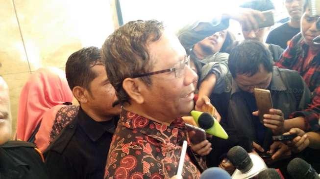 Janji Surga Pesta Seks Ustadz Syam, Mahfud MD: Saya Risih