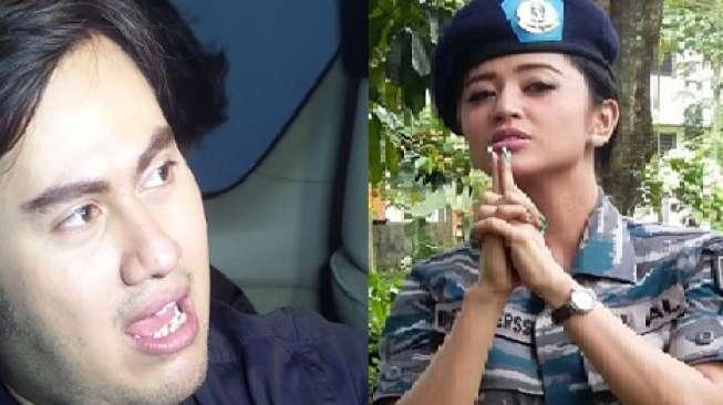 Heboh, Video Dewi Perssik-Nassar Berantem di TV