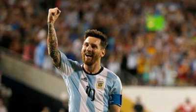 Messi dan Maradona Akan Tampil Bersama