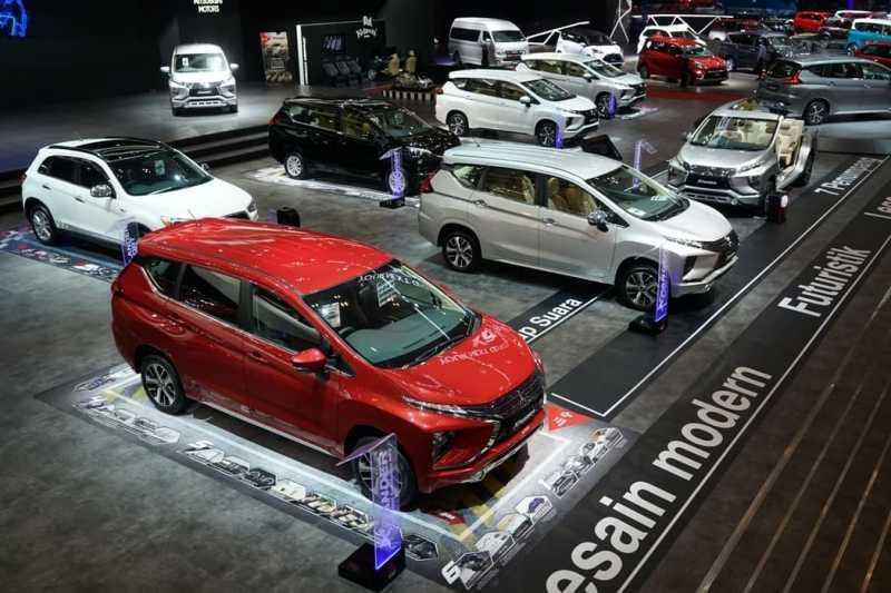 Mitsubishi Xpander Laris Manis