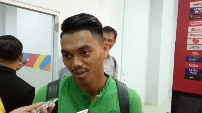 Mental Jadi Masalah Alfath Fathier Jalani Debut di Piala AFF 2018