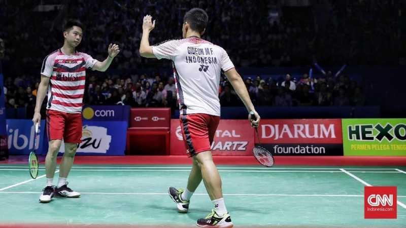 Jadwal Siaran Langsung Indonesia Open 2019
