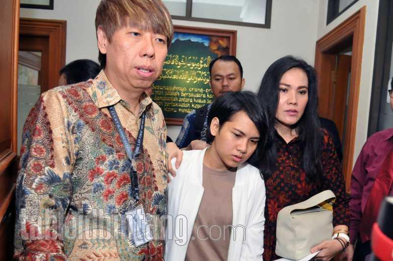 Evelyn Akui 3 Saksi Aming Sangat Menyudutkannya