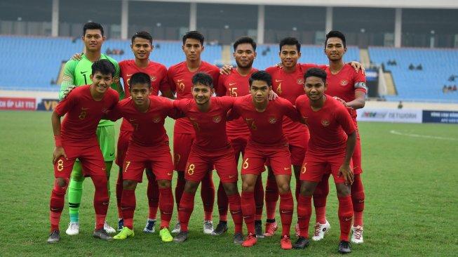 Jadi Kiper Dadakan Penyelamat Timnas Indonesia U-23, Ini Kata Dimas Drajad