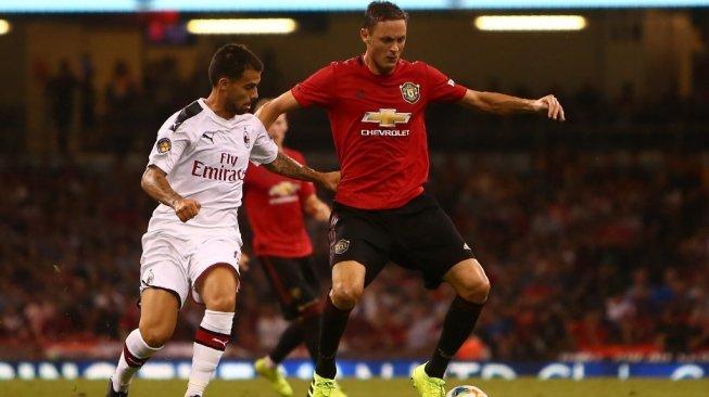 Tak Lagi Jadi Opsi Utama di Lini Vital Man United, Nemanja Matic Frustrasi
