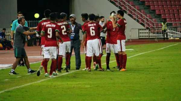Ribuan Suporter Padati Stadion saat Indonesia Taklukan Iran, Ini Reaksi Fakhri
