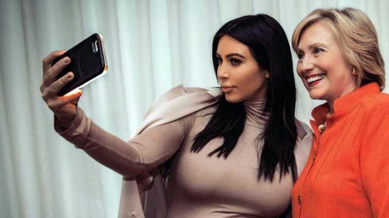 Selfie ala Selebgram, dari Kylie Jenner hingga Kim Kardashian