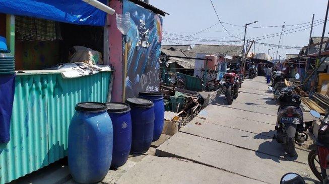 Kisah Perantau Suku Bugis di Kampung Tadah Hujan Jakarta, Air Sangat Mahal