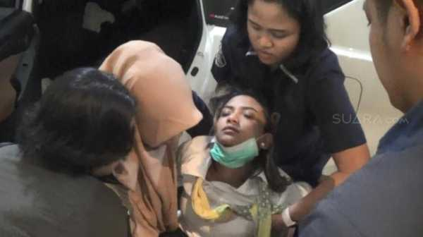 Meski Sakit, Vanessa Angel Tetap Tahanan Polda Jatim