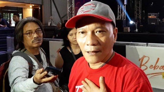 Iwa K Ogah Disebut Pendobrak Musik Rap di Indonesia