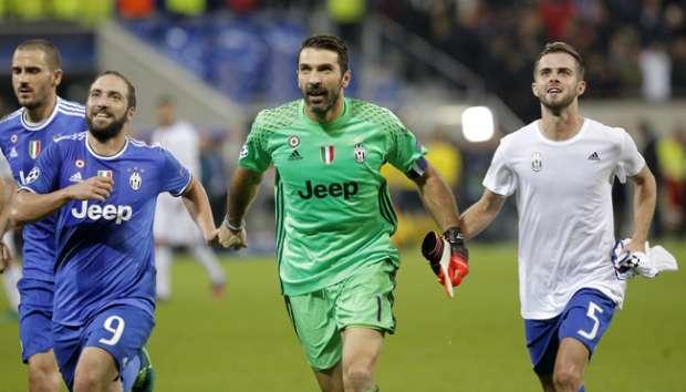 Buffon Incar Rekor Pemain Tertua yang Bisa Juara Liga Champions