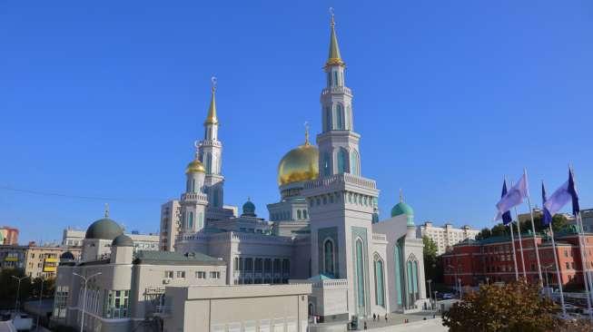 Rusia Dijadikan Tujuan Wisata Religi