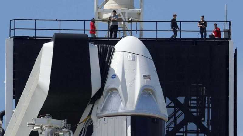 SpaceX Bangun Starship Baru di Florida