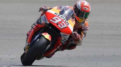 Pole Position di MotoGP Ceko, Marquez Baru Ingat Risiko Balap