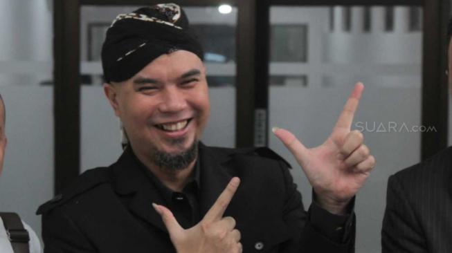 Ahmad Dhani Diperiksa Polrestabes Surabaya Terkait Kasus Persekusi