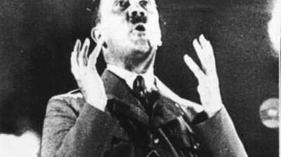 Hitler Pernah Orgasme saat Tonton Film di Bioskop