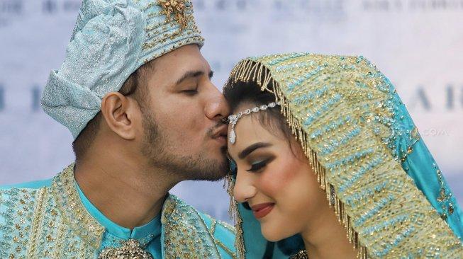 Cantik Paripurna saat Menikah, Makeup Irish Bella Mirip Bintang Telenovela