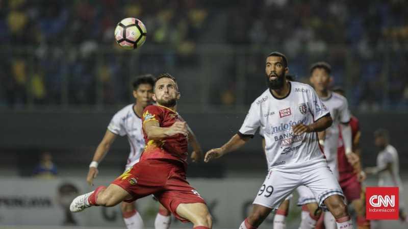 Alasan Bali United Rekrut Ilija Spasojevic