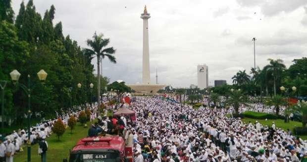 Polisi Deteksi Pergerakan Massa Aksi 112 dari Jawa Timur