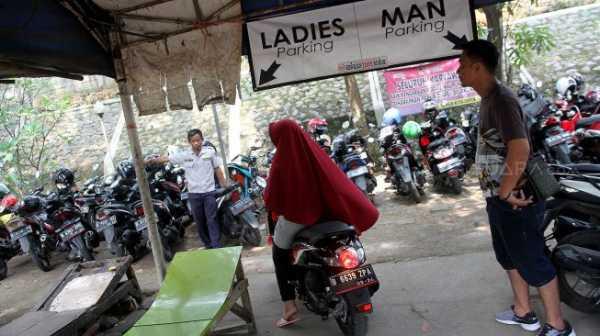 Parkir Motor Cewek-Cowok di Depok Terpisah, Fahira Idris Justru Dukung