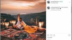Ingin Fokus Traveling, Pasangan Selebgram Ini Putuskan Berhenti Kerja