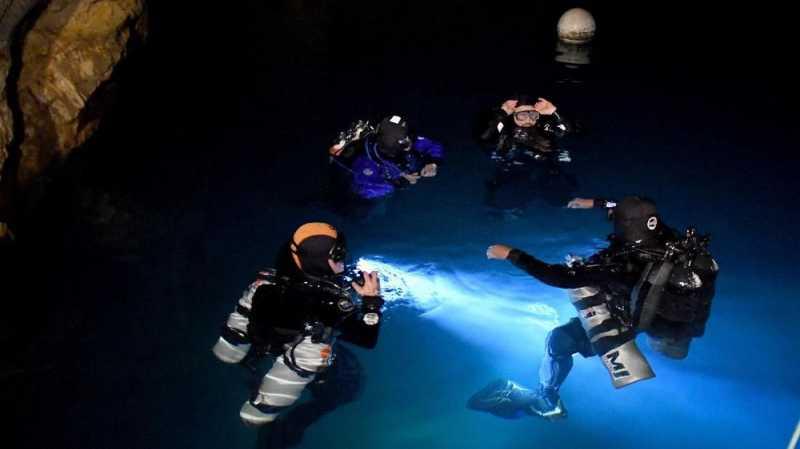 Labirin Bawah Laut Ditemukan di Budapest