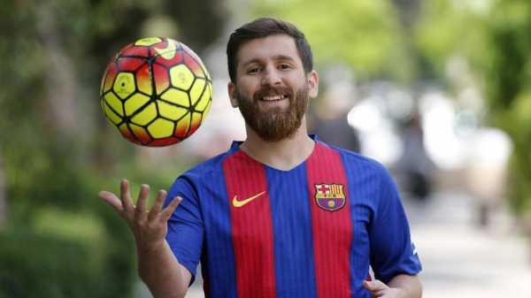 Messi Palsu  Tiduri 23 Wanita?