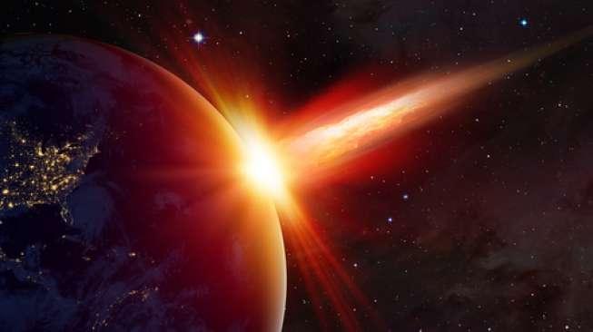 Ini Alasan Mengapa Asteroid Makin Sering Menabrak Bumi