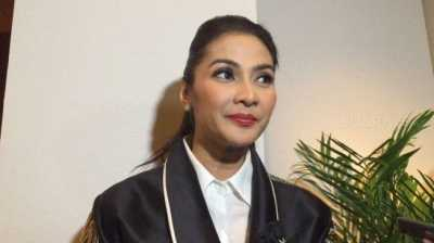 Maudy Koesnaedi Senang Bisa Lebaran di Jakarta Lagi