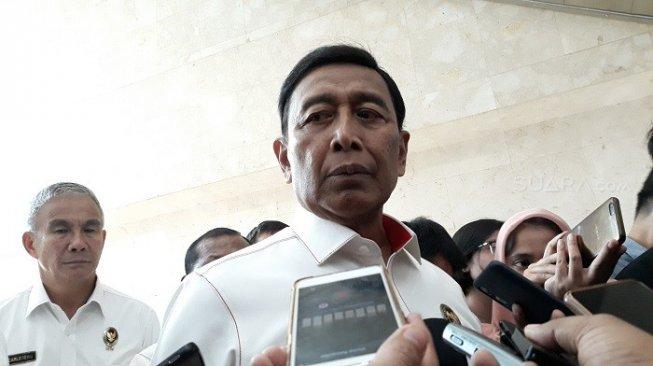 Wiranto: Saya Tak Ragu Melemotkan Medsos Jika Sudah Membahayakan