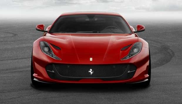 Inilah Mobil Tercepat Ferrari