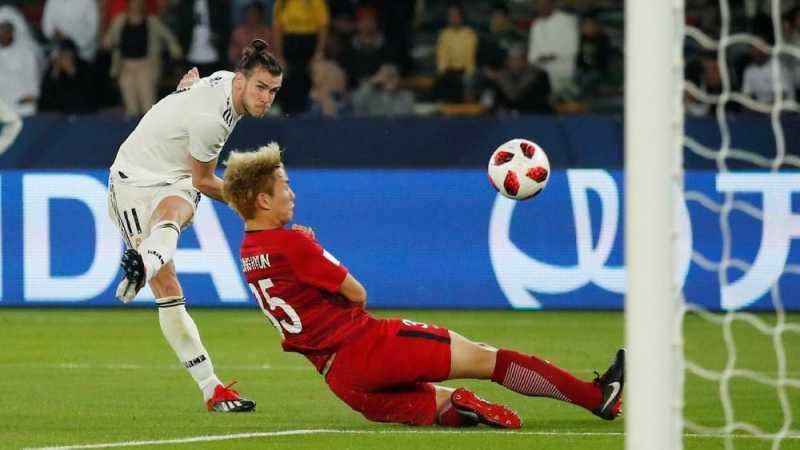 Bale Ikuti Jejak Ronaldo dan Messi di Piala Dunia Antarklub