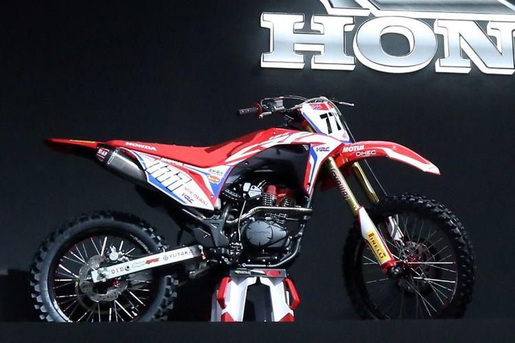 Menanti Kehadiran Motor Trail 150 Honda