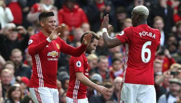 Hasil Lengkap Liga Europa: Manchester United Seri, Roma Kalah