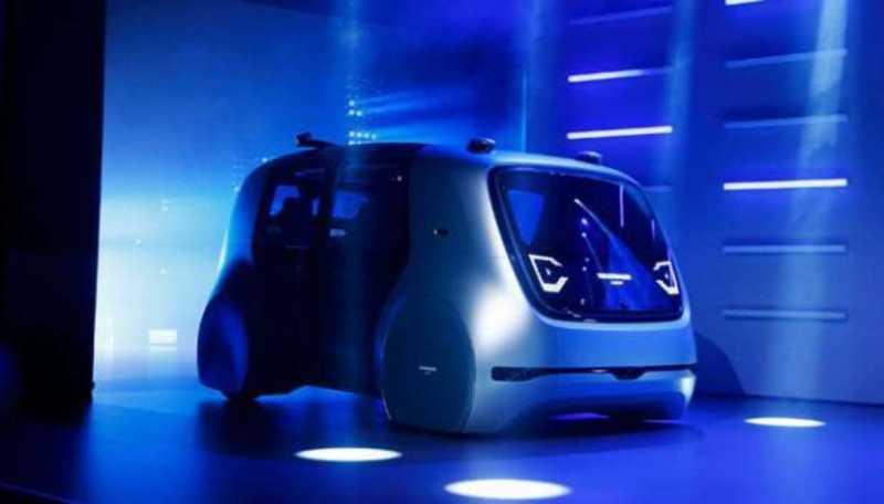 Sedric, Mobil Swakemudi VW akan Diproduksi Akhir 2025