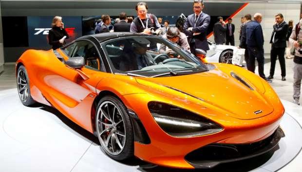 10 Mobil Ferrari Klasik Akan Dipajang di Gedung Arsip Nasional