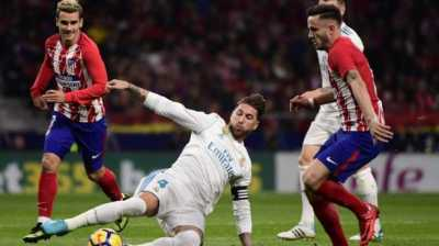 Muka Kena Tendang, Bagaimana Kondisi Sergio Ramos?
