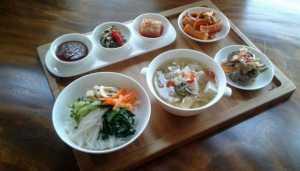 Food for The Seoul, Nikmati Menu Korea Langsung dari Asalnya
