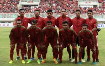 Timnas Indonesia U-22 Ditekuk Myanmar 1-3