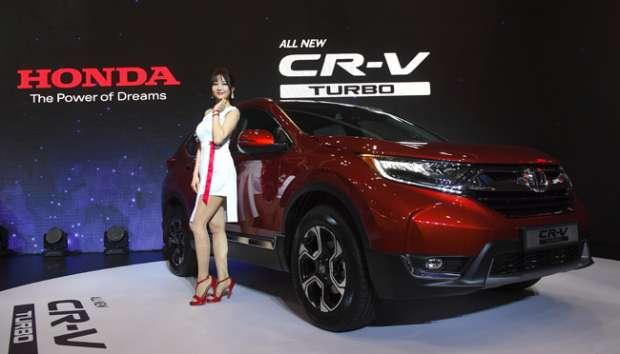 Honda CR-V Turbo Meluncur, Ini Tiga Kelebihannya
